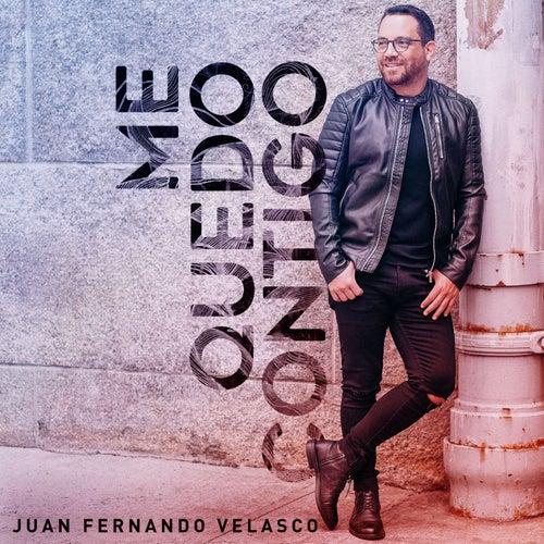 Me Quedo Contigo (Versión Full Banda) by Juan Fernando Velasco