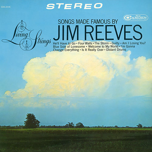 Songs Made Famous by Jim Reeves by Living Strings