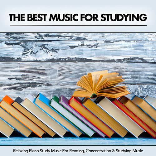Study Music: Piano and Asmr Ocean Waves Sounds For    by Piano for
