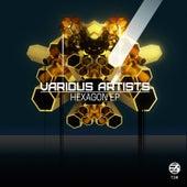 Hexagon EP van Various
