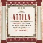 Verdi - Attila by Ernesto Gavazzi