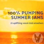 100% Pumping Summer Jams - EP de Various Artists
