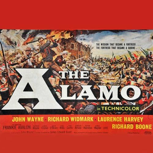 The Alamo by Dimitri Tiomkin