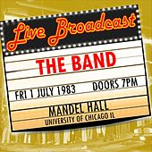 Live Broadcast - 1st July 1983 Mandel Hall de The Band