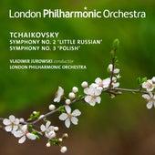 Tchaikovsky: Symphonies Nos. 2 & 3 (Live) de London Philharmonic Orchestra