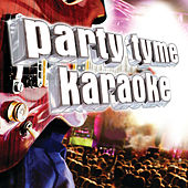 Party Tyme Karaoke - Rock Male Hits 4 by Party Tyme Karaoke