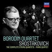 Shostakovich: Piano Quintet in G Minor, Op. 57: 3. Scherzo (Allegretto) de Borodin Quartet