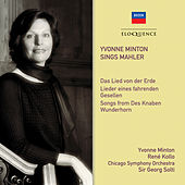 Yvonne Minton Sings Mahler by Sir Georg Solti
