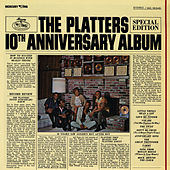 Platters 10th Anniversary Album by The Platters