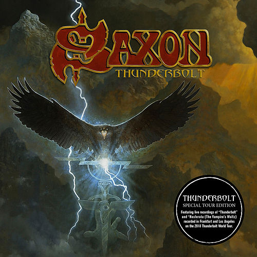 Thunderbolt (Special Tour Edition) by Saxon