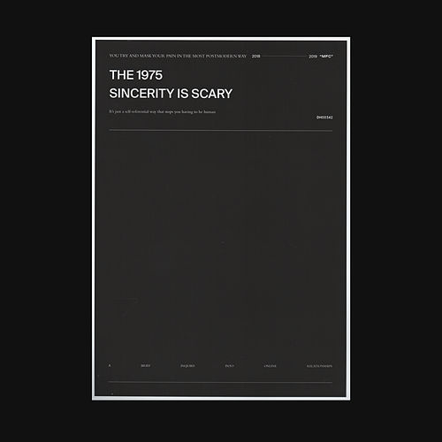 Sincerity Is Scary de The 1975