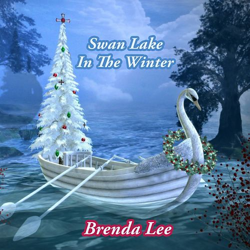 Swan Lake In The Winter von Brenda Lee