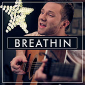 Breathin (Acoustic) de Adam Christopher