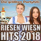 Riesen Wiesn Hits 2018 - Die größten Partyhits von Various Artists