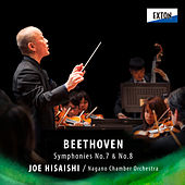Beethoven: Symphonies No. 7 & No. 8 by Joe Hisaishi