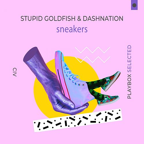 Sneakers von Stupid Goldfish