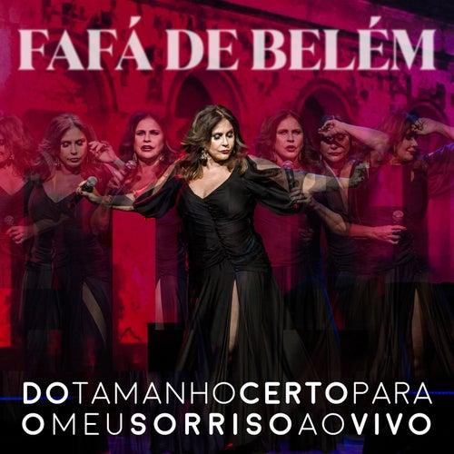 Do Tamanho Certo para o Meu Sorriso (Ao Vivo) by Fafá De Belém