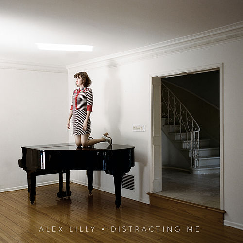 Distracting Me by Alex Lilly