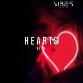 Hearts by Elis