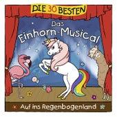 Die 30 besten: Das Einhorn-Musical (Auf ins Regenbogenland) de Various Artists