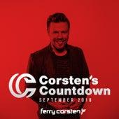Ferry Corsten presents Corsten's Countdown September 2018 von Various Artists