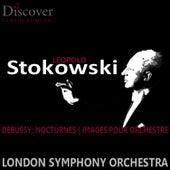 Debussy: Nocturnes, Images Pour Orchestre de London Symphony Orchestra