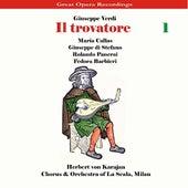 Verdi - Il Trovatore [1956], Volume 1 by Chorus of La Scala