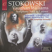 Leopold Stokowski Conducts Vaughan Williams, Butterworth & Antheil von NBC Symphony Orchestra