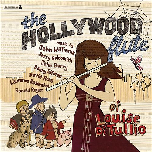 The Hollywood Flute by Various Artists
