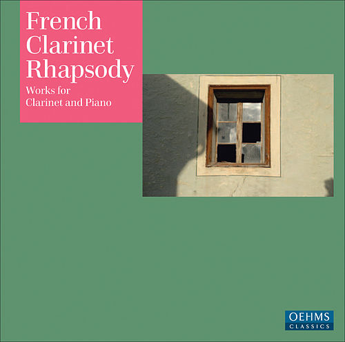 French Clarinet Rhapsody by Alfredo Perl