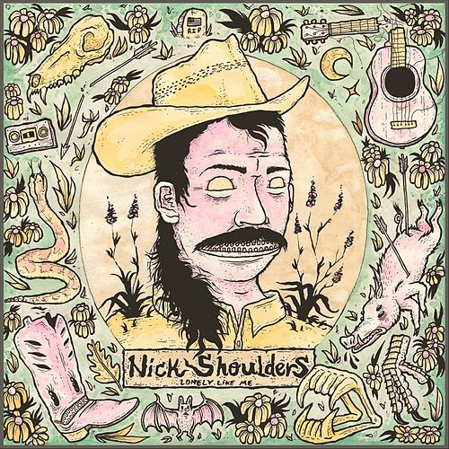 Lonely Like Me de Nick Shoulders