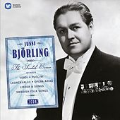 Icon: Jussi Bjorling by Jussi Björling