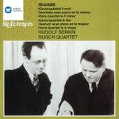 Brahms - Chamber Works von Rudolf Serkin