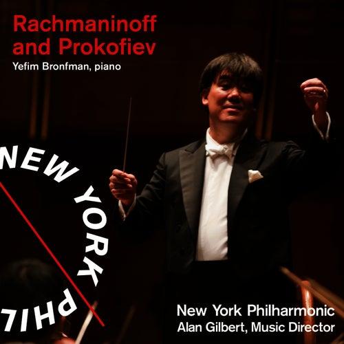 Rachmaninoff and Prokofiev by New York Philharmonic