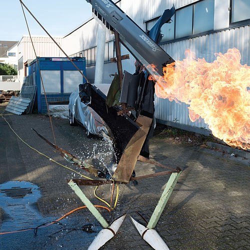 Keyed out by Tim Hecker