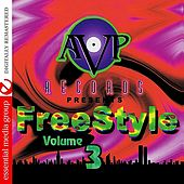 AVP Records Presents Freestyle Vol. 3 (Digitally Remastered) de Various Artists