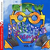 GRW Recordings Presents Freestyle Frenzy Vol. 4 (Digitally Remastered) von Various Artists
