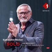 Solo (Live-Mitschnitt aus dem ORF RadioKulturhaus) di Konstantin Wecker