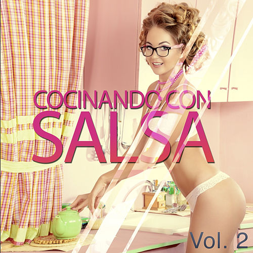Cocinando Con Salsa, Vol. 2 de Various Artists