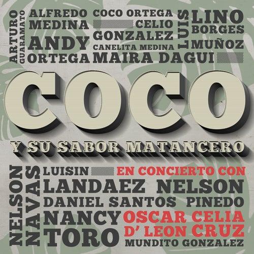Coco y Su Sabor Matancero en Concierto con Celia Cruz y Oscar D' León (En Vivo) de Celia Cruz