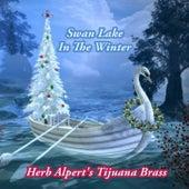 Swan Lake In The Winter by Herb Alpert