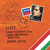 Liszt: Tone Poems de London Philharmonic Orchestra