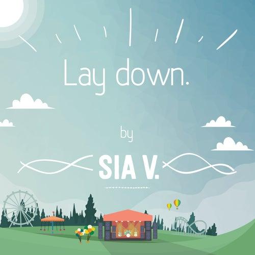 Lay down von Sia