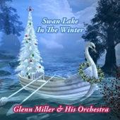 Swan Lake In The Winter by Glenn Miller