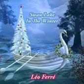 Swan Lake In The Winter von Leo Ferre