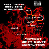 Midwest Dirty South Compilation de Various Artists