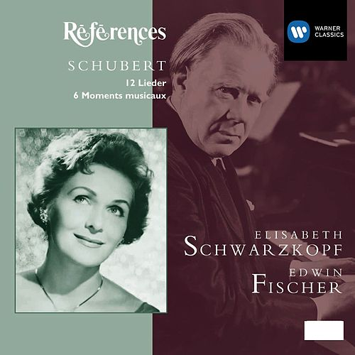 Schubert:Lieder/6 Moments Musicaux by Various Artists