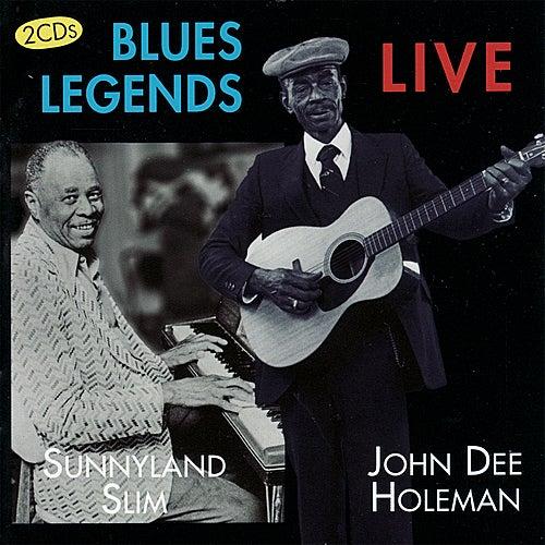 Blues Legends Live by Various Artists