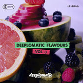 Deeplomatic Flavours, Vol. 3 - EP by Various Artists