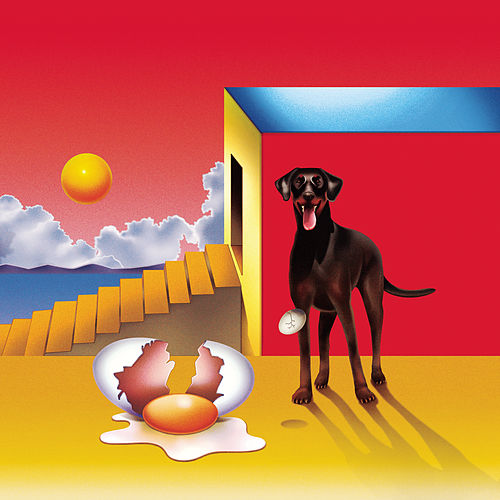 The Dog and the Future de Agar Agar